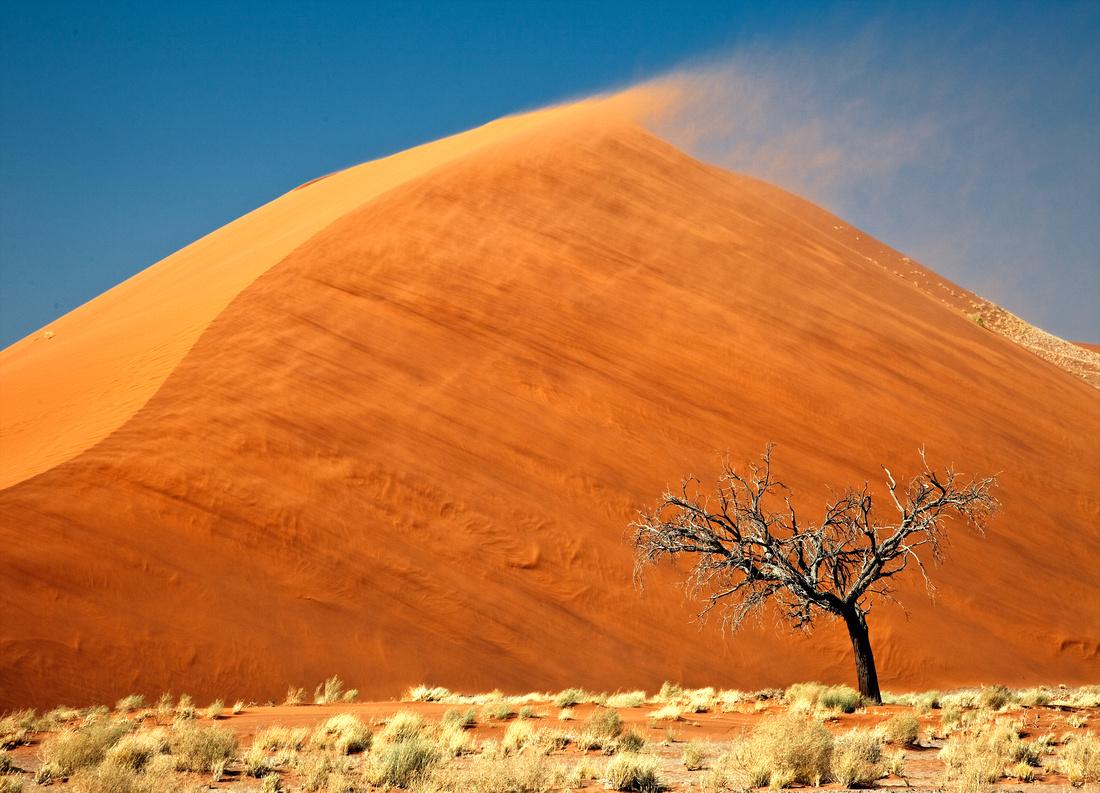 Dune 45 - Sossusvlei - Namibia