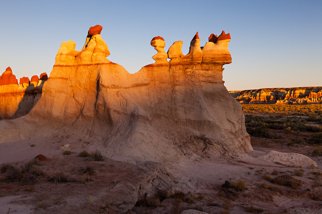 Unnamed Hoodoos