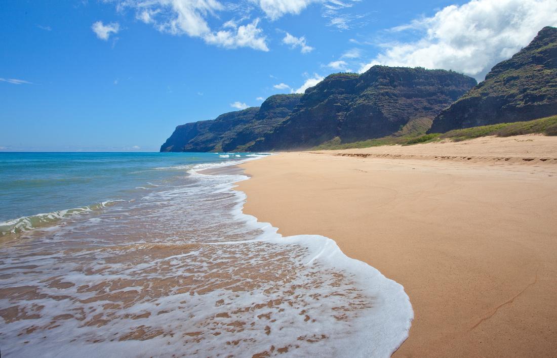 Kauai- Polihale State Park