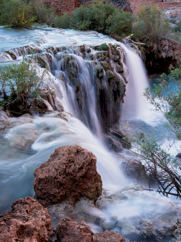 Little Navajo Falls