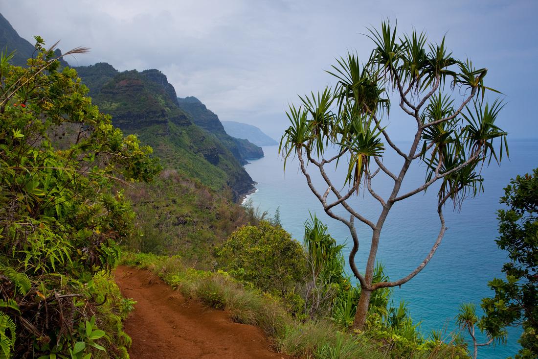 Kauai - Na-Pali coast